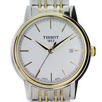Tissot watch Carson Quartz dual color