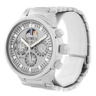 IWC Gst Perpetual Calendar Moonphase Mens Watch Iw375607