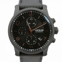 Montblanc TimeWalker Extreme Chronograph DLC - Special Ed.