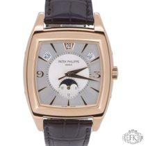 Patek Philippe Gondolo Calendario Rose Gold 5135r Moonphase...