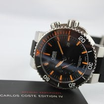 Oris Carlos Coste Limited Edition IV