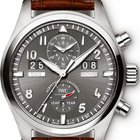 萬國 (IWC) [NEW]Spitfire Perpetual Calendar Digital Date-Month...