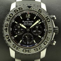 "Blancpain Air Command ""Concept 2000"",Flyback, stainles..."