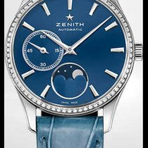 Zenith [NEW] Elite Ultra Thin Lady Moonphase Ladies Watch