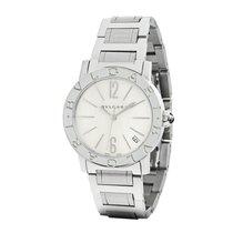 Bulgari Lady Ladies Automatic MOP Dial Steel Watch Ref. BBL33WSSD