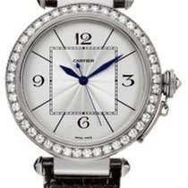 Cartier Pasha Automatic No Date Mens watch WJ120251