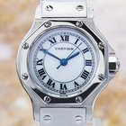 Cartier Santos Solid Stainless Steel Automatic Watch 90's...