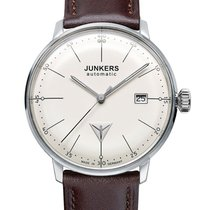 Junkers Bauhaus 6050-5 Herrenuhr Automatik