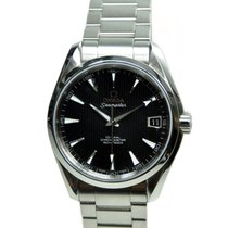 Omega Seamaster Stainless Steel Black Automatic 231.10.39.21.0...