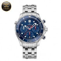 Omega - Seamaster Diver 300M Co-Axial Chonograph 41,5 MM