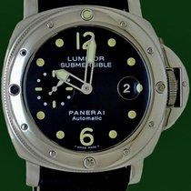 Panerai Luminor Submersible PAM024 44mm Stainless Steel