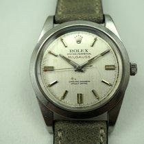 """Rolex 1019 Milguass """"survivor"""" stainless steel dates 1970"""