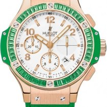 Hublot Big Bang 41 mm Tutti Frutti Apple 18K Rose Gold...