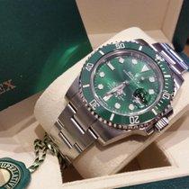 勞力士 (Rolex) Submariner Hulk(green)