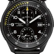 Hamilton Khaki Takeoff H76786733 Herren Automatikchronograph...