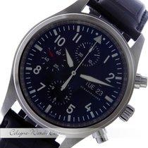 IWC Fliegeruhr Chronograph Stahl IW3777-09