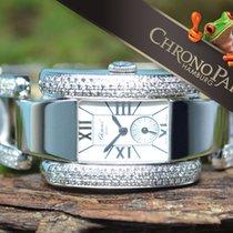 Chopard La Strada Diamonds, watch & bracelet factory setting