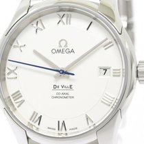 Omega Polished Omega De Ville Co-axial Automatic Watch...