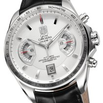 TAG Heuer Grand Carrera Calibre 17 RS Herrenuhr Chronograph...