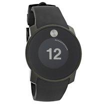 Movado Bold Mens Digital Touch Black Strap Swiss Quartz Watch...