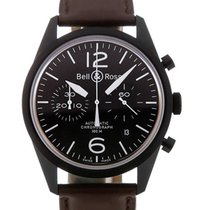 Bell & Ross Vintage Heritage 41 Chronograph Leather