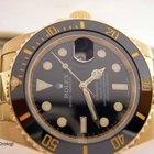 Rolex Submariner Date oro giallo