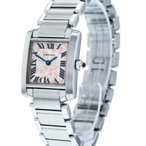 Cartier Tank Francaise Light Pink Limited Edition