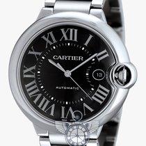 Cartier Ballon Bleu Black Dial