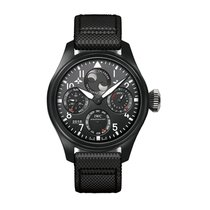 IWC Big Pilot Top Gun Perpetual Calender 21% VAT included