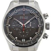 Zenith El Primero 45 Automatic Chronograph Steel