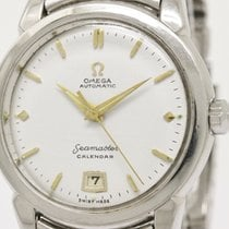 Omega Seamaster Calendar Cal 355 Rice Bracelet Automatic Watch...