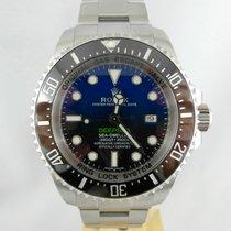 Rolex SEA DWELLER DEEP SEA D-BLUE NEW,BLU NUOVO