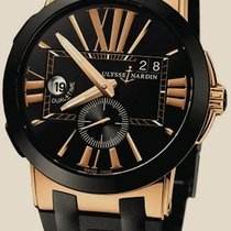 Ulysse Nardin Dual Time Functional  EXECUTIVE DUAL TIME 43 мм