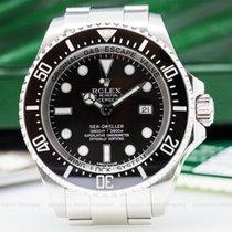 Rolex 116660 Sea Dweller Deep Sea SS / SS (24961)