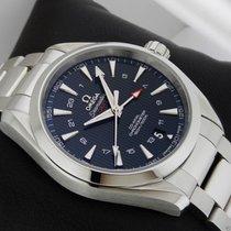 Omega Aqua Terra 150m GMT 231.10.43.22.03.001 Stainless Steel...