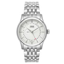 Oris Men's Artelier Small Second Pointer Date Watch