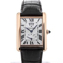 Cartier Tank Louis Cartier Guilloche XL
