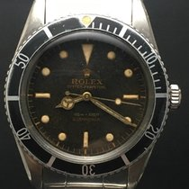 Rolex Submariner with Tropical Dial Full Set