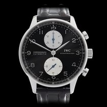 IWC Portuguese Stainless Steel Gents IW371404