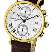 Frederique Constant Classics Chronograph Lady Goldplt., NEU,...