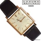 Zenith SQUARE STELLINA ROSE GOLD 18KT 1964's