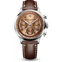 Baume & Mercier Capeland Copper Dial Chronograph MOA10004