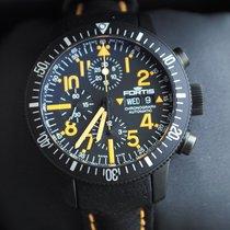 Fortis . B-42 Black Mars 500 Chronograph Day/Date Ltd. Edition...