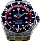 Rolex Deepsea 116660 Men's 44mm Custom PVD DLC Red...