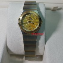 Omega Constellation 27 mm Diamond Dial 12320276057001