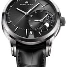 Maurice Lacroix Pontos Decentrique GMT Mens Watch