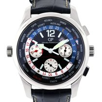 Girard Perregaux 49800 WW.TC Chronograph America Cup LTD Watch