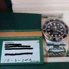 Rolex Submariner 114060 Ceramic