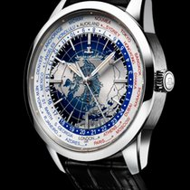 Jaeger-LeCoultre [NEW+SPECIAL] Geophysic Universal Time...
