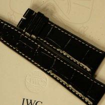 IWC genuine crocodile strap 22/18, for Portuguese & Pilot,...